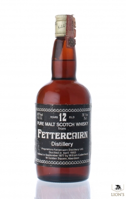 Old Fettercairn 1965 12 Years Old Cadenhead