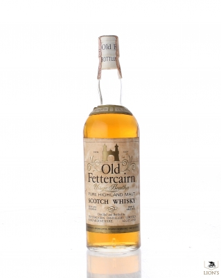 Old Fettercairn 8 Years Old Cork Cap