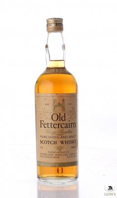 Old Fettercairn 8yo Shortcap Liquorama imp.