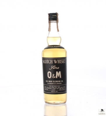 Old Moor Fine O&M 75cl