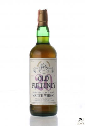 Old Pulteney 1968 20 years old  Sestante