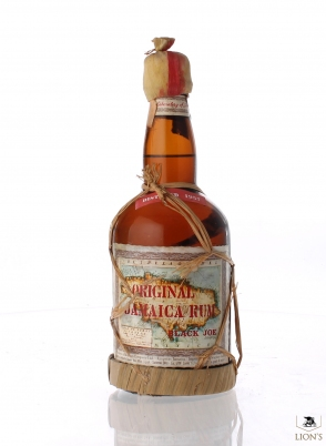 Jamaica Rum 1957 Black Joe