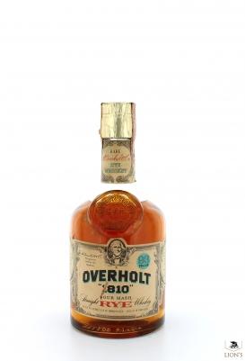 Overholt 1810 Rye