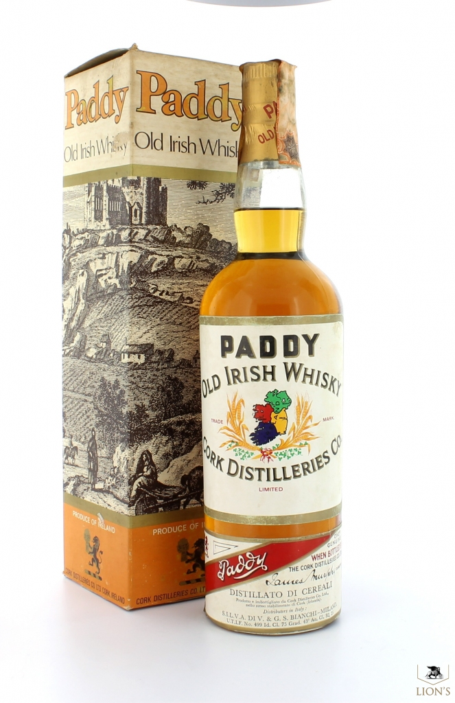 paddy old irish whisky one of the best types of other whisky. Black Bedroom Furniture Sets. Home Design Ideas