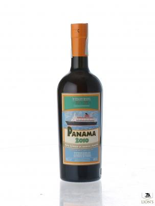 Panama Rum 2010 Transcontinental Rum Line