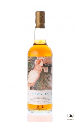 Rhum Panama 1997 Moon Import.