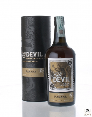 Panama Rum 2004 10 years old