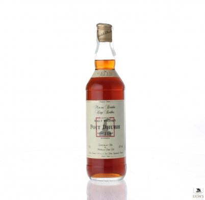 Poit Dhubh 21 Years Old 75cl
