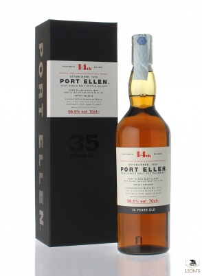 Port Ellen 1978 35 years old 56.5% 14th release