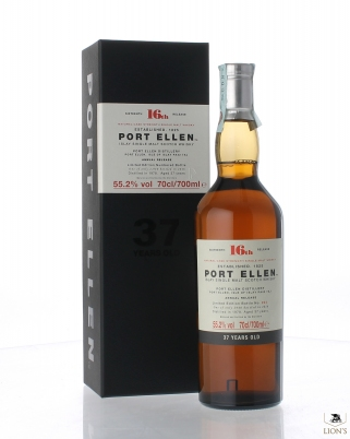 Port Ellen 1978 37 years old 55.2% 16th release