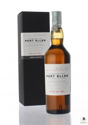 Port Ellen 1979 25yo 5th release 57.4%