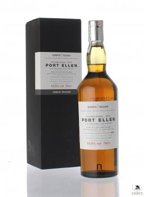 Port Ellen 1979 28yo 53.8% 7th release