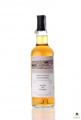 Port ellen 1983 28 years old 53.5%