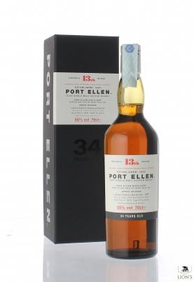 Port Ellen 1978 34 years old 13 Release