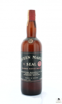 Queen Mary's Seal 70 proof