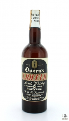 Queens Liqueur 10 years old