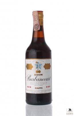 Rhum Barbancourt Haiti 75cl