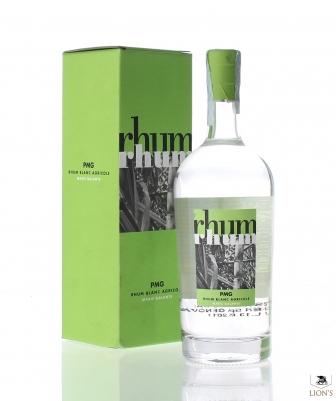 Rhum Blanc Agricole PMG Maria Galante 41%