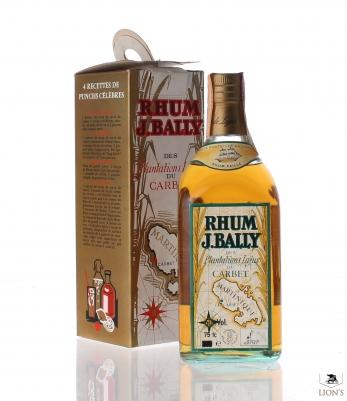 Rhum J.Bally Paille