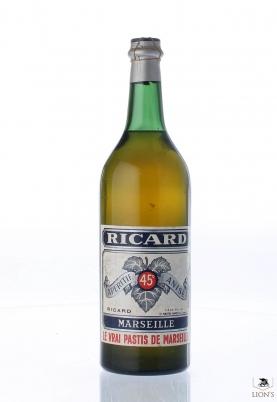 Ricard Pastis de Marseille 45� Anise