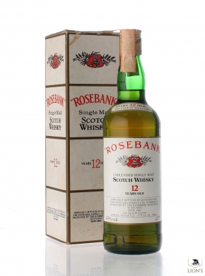 Rosebank 12 years 75cl