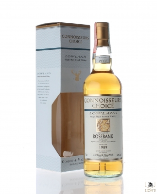 Rosebank 1989 G&M Connoisseurs Choice