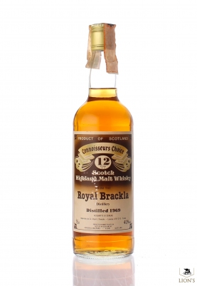 Royal Brackla 1969 12 years old Connoisseur's Choice