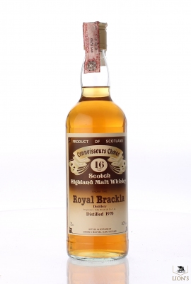 Royal Brackla 1970 16yo Connoisseurs choice
