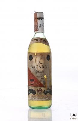 Rum Bacardi Superior Mexico