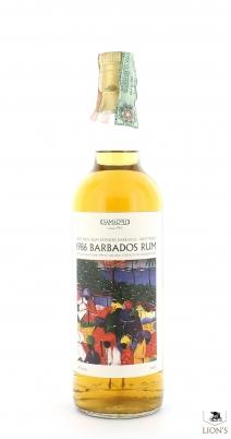 Rum Barbados 1986 57% Samaroli