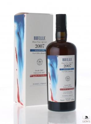 Rum Bielle 2007 Velier 70th Anniversary