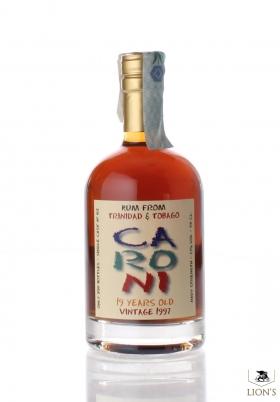 Rum Caroni 1997 19 years old