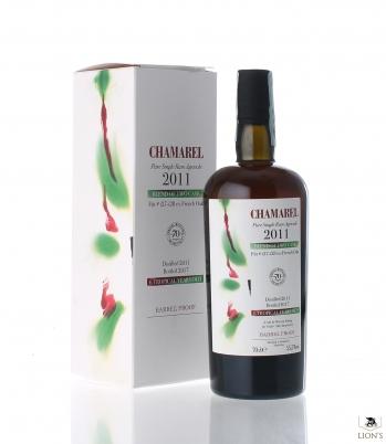 Rum Chamarel 2011 6years 55.5% Velier