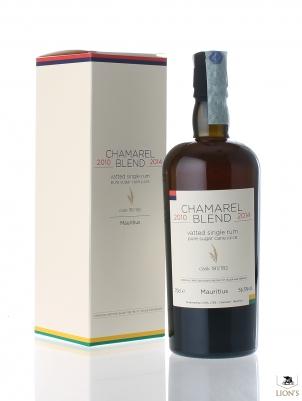 Rum Chamarel Blend Mauritius 2010-2014 56.5% Velier