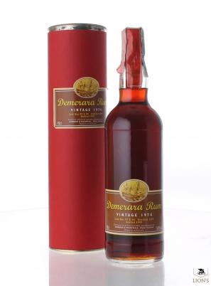 Rum Demerara 1974 G&M 50%