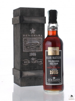 Rum Demerara 1985 23 Years Old