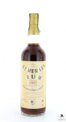 Rum Demerara 1992