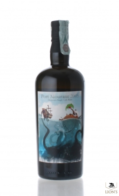 Rum Demerara Port Mourant 2005 57%