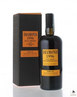 Rum Diamond 1996 15yo 64.6% Velier