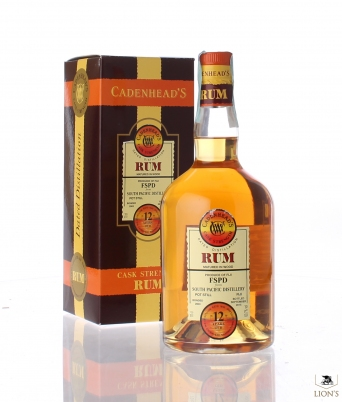 Rum Fiji FSPD 2003 12yo 60.7% Cadenhead's