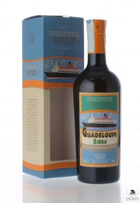 Rum Guadaloupe 2014 Transcontinental