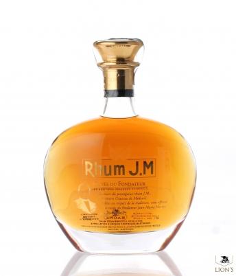 Rhum J.M Cuvee Du Fondateur 1845 45%