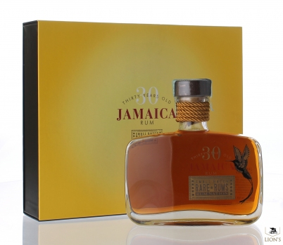 Rum Jamaica 30 years old 48.7% Rum Nation