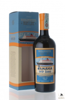 Rum Jamaica WP 2006 57% Transcontinental