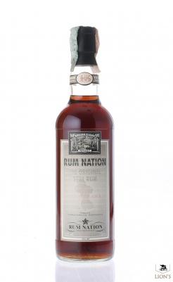 Rum Nation Demerara 15 years old