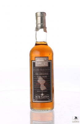 Rum Nation Demerara 1991