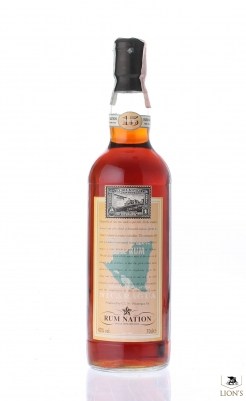Rum Nation Nicaragua 15 years old