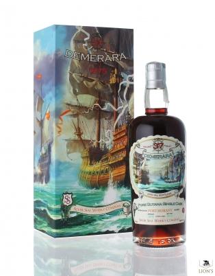 Rum Demerara 1975 37 yo Silver Seal Port Morant