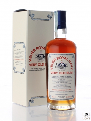 Rum Royal Navy Velier 57.18%