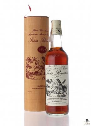 Rum Trois Rivieres 1977